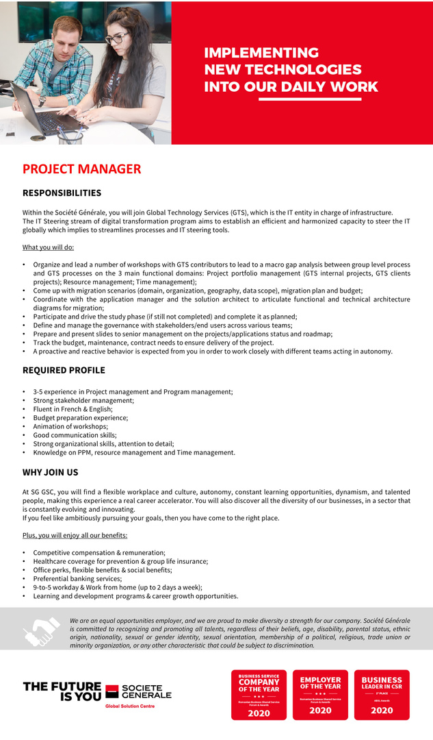 JD_SGGSC_Project Manager