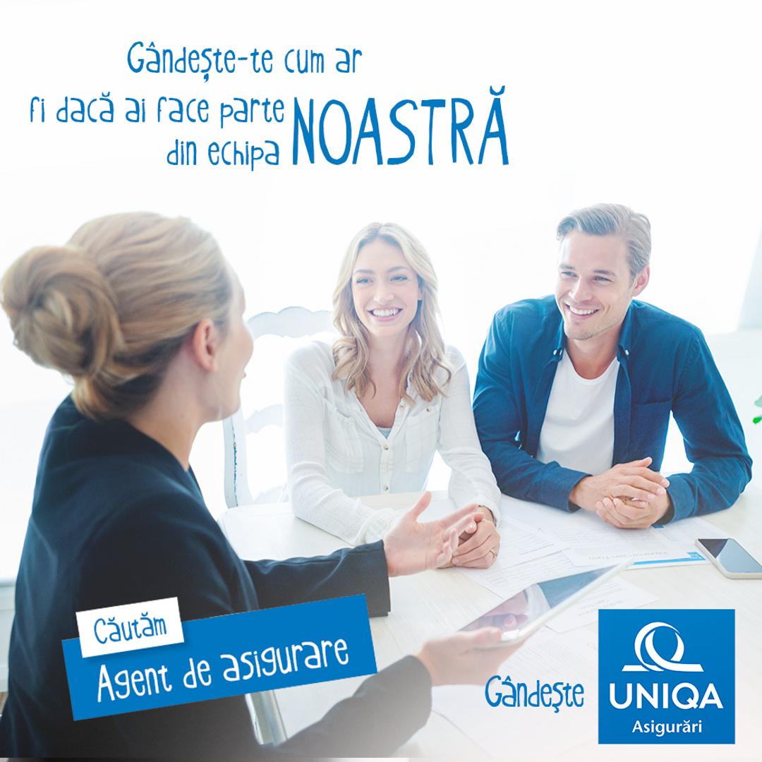 UNIQA_Agent de Asigurare