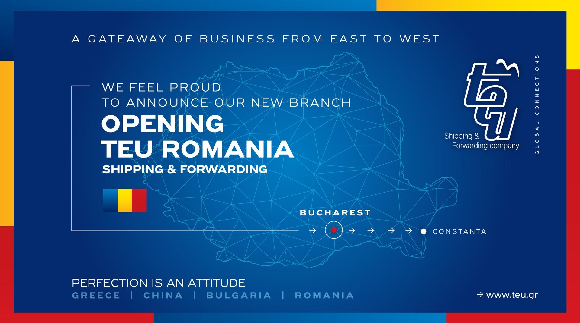 TEU Romania