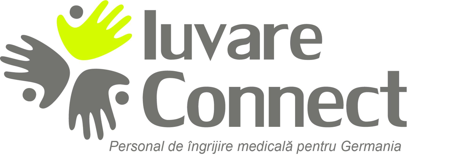 Logo Iuvare_rumänisch_Neuer Slogan