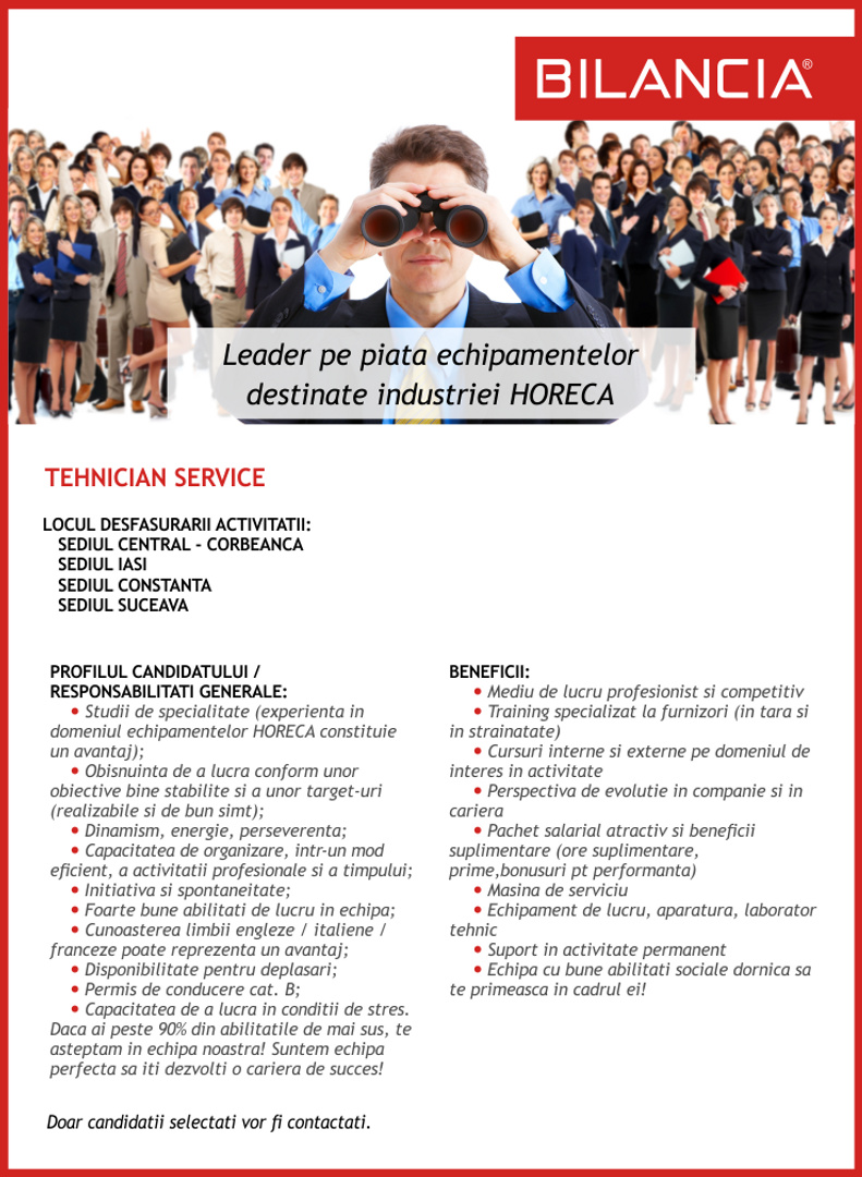 Anunturi Service 032021